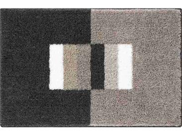 Tapis de salle de bain CAPRICIO marron 60 x 100 cm / Couleur: Marron / Référence: b4109-016001213
