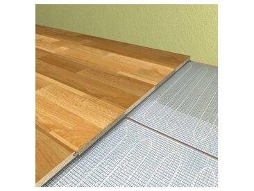 Natte chauffante d'aluminium 80w/m² sous revêtement stratifé flottant | 640 W