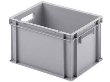 Bac fermable 23 l Alutec 05040 (L x l x h) 300 x 400 x 235 mm gris 1 pc(s)