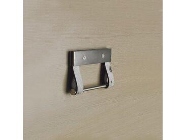Porte-rouleau papier capannoli BAIO BA07 | CHEVALLE - CHROME