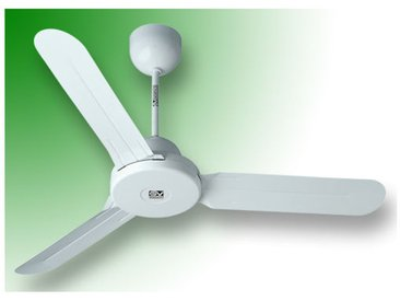 "vortice ventilateur de plafond nordik design is 90/36"" blanc 61160"