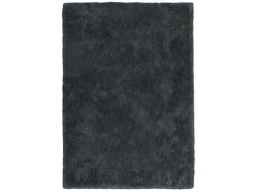 Tapis uni Velvet par Lalee Graphite 160x230