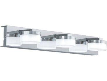 Spot salle de bain Romendo LED L45 cm IP44 - Chrome - Chrome