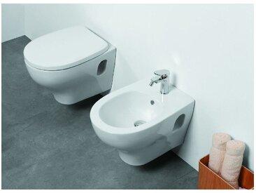 Ensemble de sanitaires mural azzurra ceramica série Pratica | Blanc