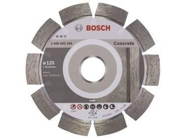 Bosch Disque à tronçonner diamanté Expert for Concrete 125 x 22,23 x 2,2 x 12 mm