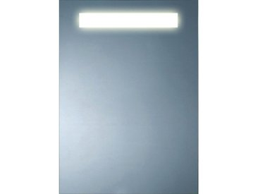 Miroir de salle de bains avec éclairage LED - Modèle Bluetooth 50 - 70 cm x 50 cm (HxL)
