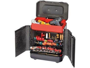 Mallette à outils à roulettes EVOLUTION, Dimensions intérieures : 450 x 260 x 550 mm, Volume environ 65 l, Poids 9540 g