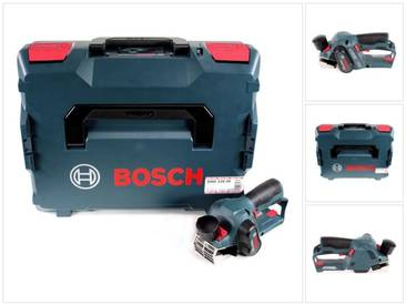 Bosch GHO 12V-20 Rabots sans fil Professional + Coffret L-Boxx - sans Accésoires, sans Batterie, sans Chargeur ( 06015A7000 )