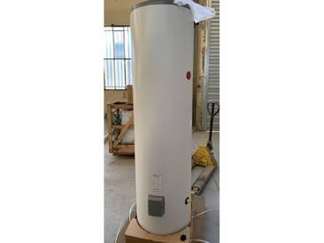 Préparateur ECS ballon 300l cuve inox Ø 552mm H 2040mm pour chaudière PIM BI option électrique 2.7KW CHAPPEE C17511030