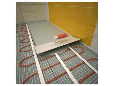 Kit Matt Plancher chauffant rayonnant sous carrelage 120w/m² | 900 W