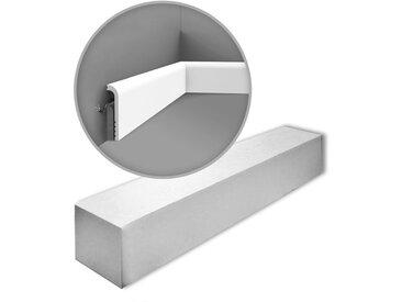 Orac Decor SX185-box LUXXUS 1 carton 24 pièces Plinthes Moulures decoratives   48 m