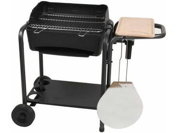 Barbecue à charbon 12 personnes SOMAGIC ROMA