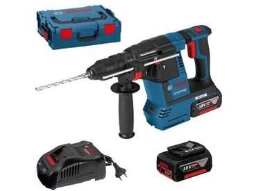 Perforateur sans-fil SDS-plus GBH 18V-26F Bosch 0611910002 + 2 batteries 18V 6.0Ah
