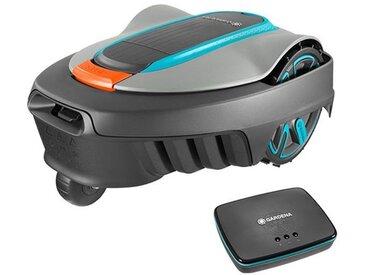 Robot tondeuse connecté GARDENA Smart SILENO City 500