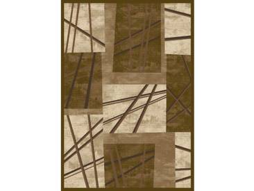 Tapis de salon brillant beige Palas VIII par Lalee Beige 120x170