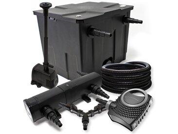 Kit de filtration de bassin 12000l 36W Stérilisateur NEO8000 70W Pompe 25m Tuyau Fontaine