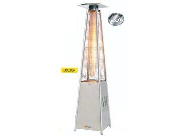 Promo Sovelor - Pyramide chauffante mobile au gaz propane (G31) 13kW - LOUXOR