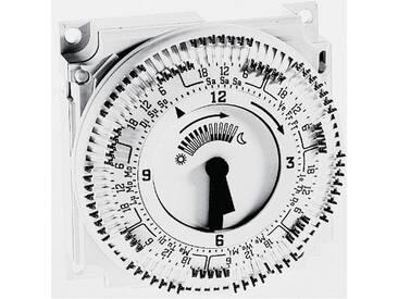 Horloge hebdom analogique commutation embrochable dans le RVP200.0 Réf. BPZ:AUZ3.7 SIEMENS