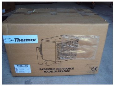 THM486006 : Aerotherme electrique airtherm 2 puissance 4 - 6 kw 230V ou 400V THERMOR ref 486006