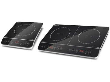 Ellrona Plaque à induction double 3500W - Ergo Touch 3500