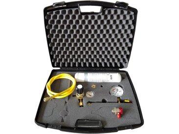 Kit de détection de fuite de climatisation à l'azote hydrogéné