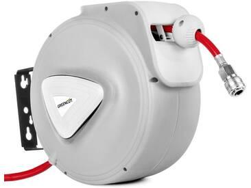 Enrouleur automatique de tuyau dair de 20 metres avec support mur -GREENCUT