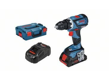 Bosch Perceuse-visseuse sans fil GSR 18V-60 C, 2 batteries ProCORE18V 4,0 Ah, L-BOXX - 06019G1108