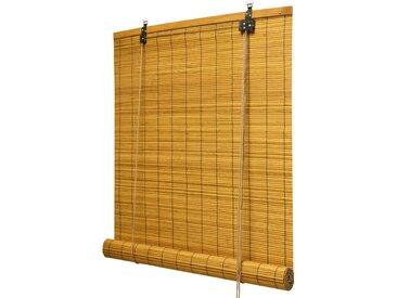 Sol Royal SolDecor B86 Stores Bateau à Baguettes Bambou Bambou, 160x140 cm