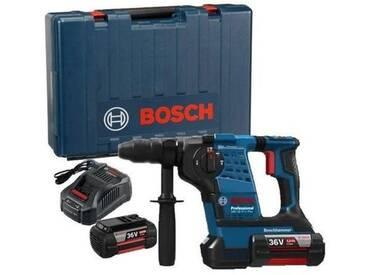 Perforateur sans fil Bosch GBH 36 V-LI Plus Professional