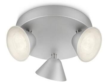 Spot myLiving LED 3 x 3 W Aluminium - Philips 532894816