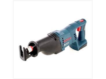 Bosch GSA 18 V-LI Professional 18 V Scie sabre sans fil avec boîtier L-Boxx + 2x Batteries GBA 5,0 Ah Li-lon + Chargeur