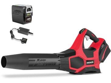Souffleur de batterie 40V + Batterie 2Ah + Chargeur -GREENCUT