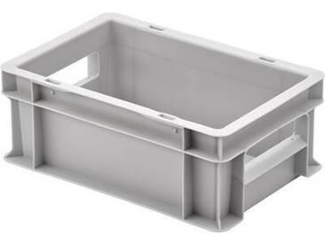 Bac en plastique fermable (couvercle non fourni) 5 l Alutec 05045 gris (L x l x h) 200 x 300 x 120 mm 1 pc(s)