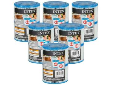 12 cartouches Pure Spa Intex (6 lots de 2 filtres)
