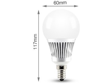 Ampoule LED E14 RGB +CCT 5W pilotable éclairage 40W | RGB + CCT