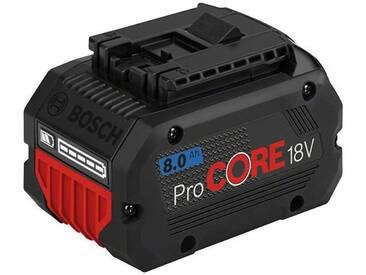 BOSCH Batterie ProCORE 18V 8Ah - 1600A016GK