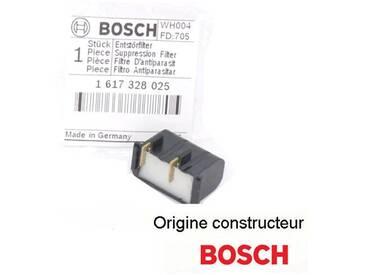 filtre antiparasite Bosch 1617328025