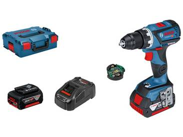 Bosch GSR 18V-60 C Perceuse-visseuse sans fil Module Bluetooth 2 batteries 5 Ah - 06019G1101
