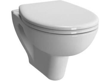 Cuvette de WC suspendue S20 sans bride - Couleur : BLANC