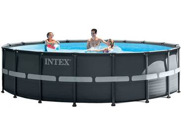 Piscine tubulaire Intex Ultra Frame XTR 4,88 x h1,22m