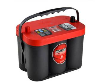 Batterie Optima RED TOP RTC4.2 12V 50AH 815A