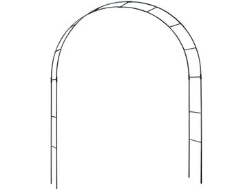 Arche de jardin 1m50 en acier galvanisé Vintage