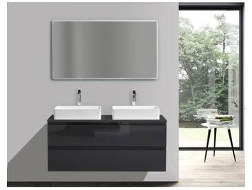Ensemble LUXX 1200 noir - miroir en option: Avec miroir 2137