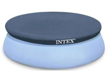 INTEX Bâche de protection pour piscine - Forme ronde - Ø 3,66 m