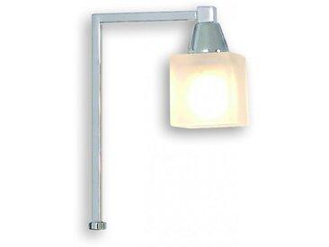 Spot de salle de bain avec éclairage HALOGÈNE - Modèle GLAÇON - 19 cm x 5,6 cm (HxL)