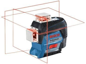 Bosch laser lignes auto 3 plans GLL 3 80 C + BM1 L-Boxx - 0601063R02