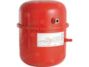 Vase expansion 7L Ø 197 valve 12x17 latérale Réf. 87168361060 BOSCH THERMOTECHNOLOGIE