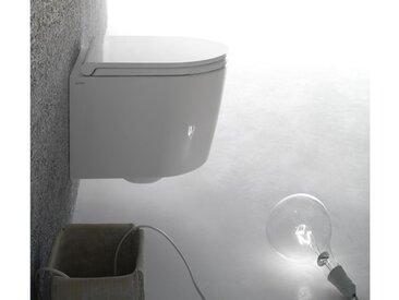 Cuvette suspendue - forty3 FOS04 - Ceramica Globo | Blanc - Globo BI - Sans