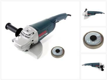 Bosch Professional GWS 22-230 JH 2200 W 230 mm Meuleuse angulaire + 1x Ecrou à serrage rapide SDS clic M14