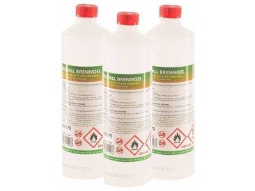 15 x 1 Litre Bioéthanol en gel